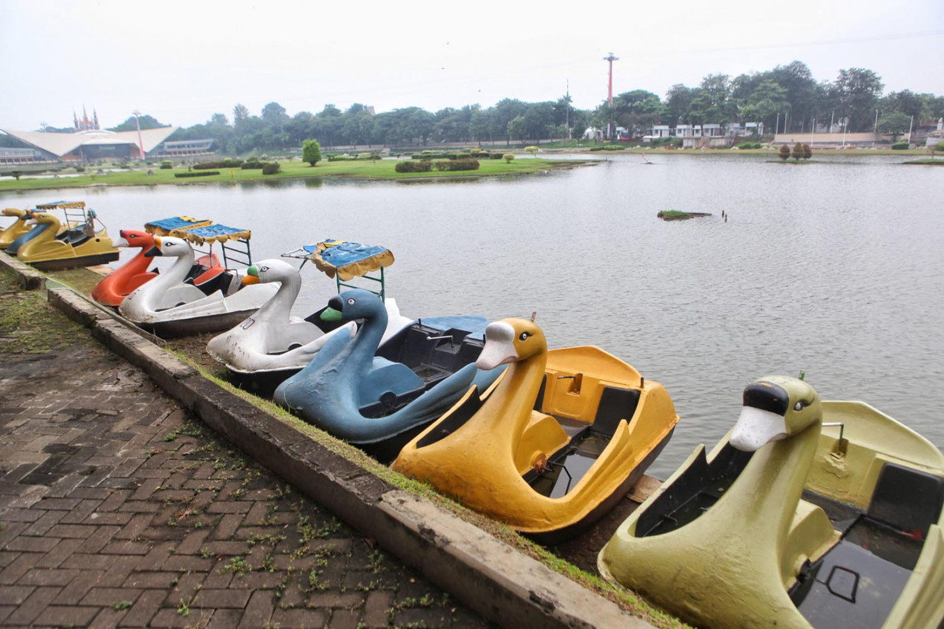 27 tourist sites in Jakarta to be closed again starting Monday