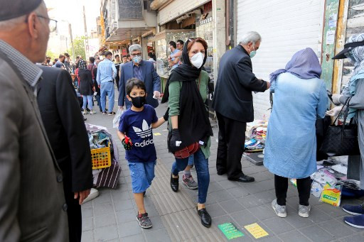 Iranians fearful as virus infections rebound amid eased lockdown