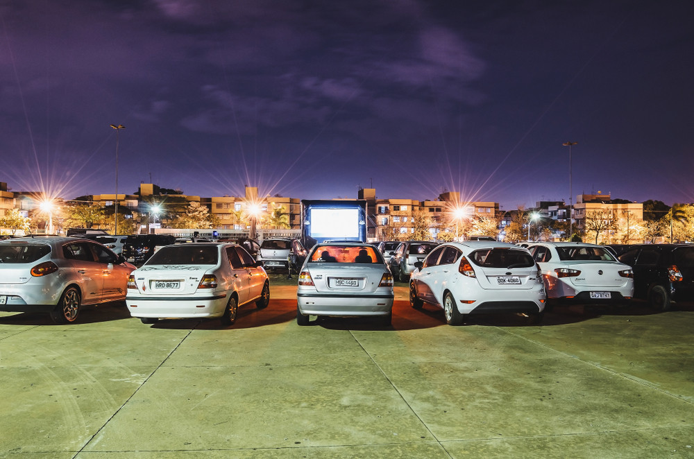 Movie buffs rejoice as drive-in cinema introduced at Alam Sutera