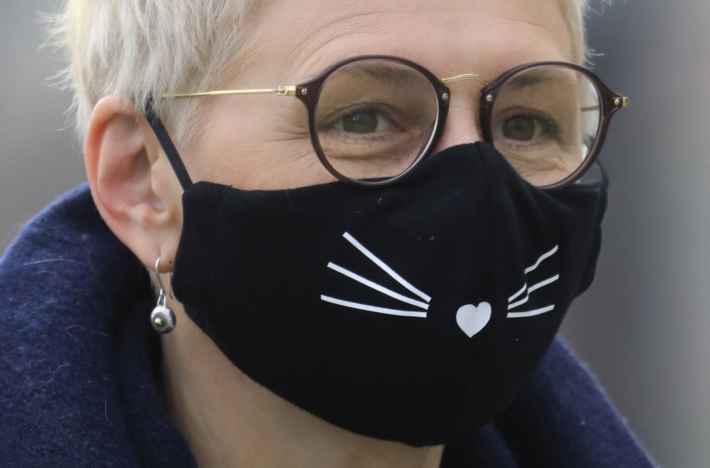 How masks went from 'muzzle' to fashion's object of desire
