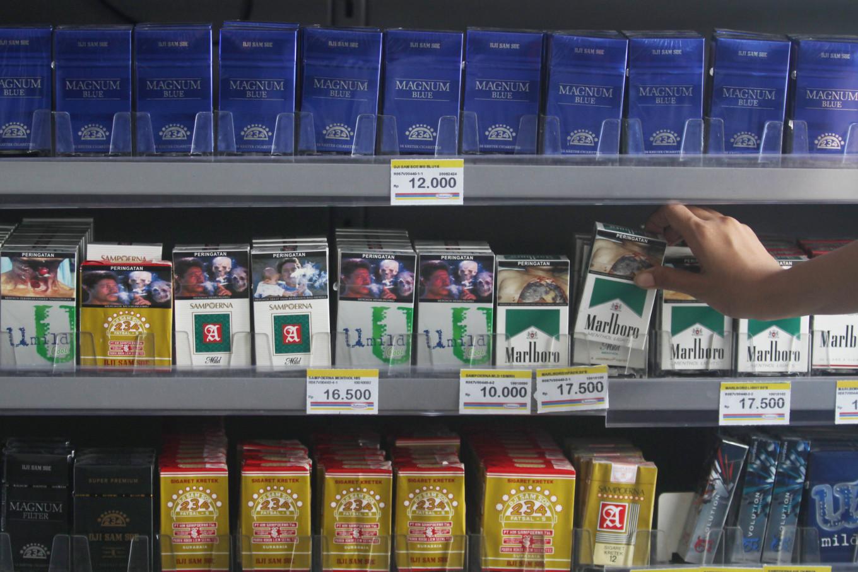 Indonesia fails in tobacco control measures