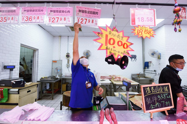 China's irritated trade partners push back on coronavirus food tests
