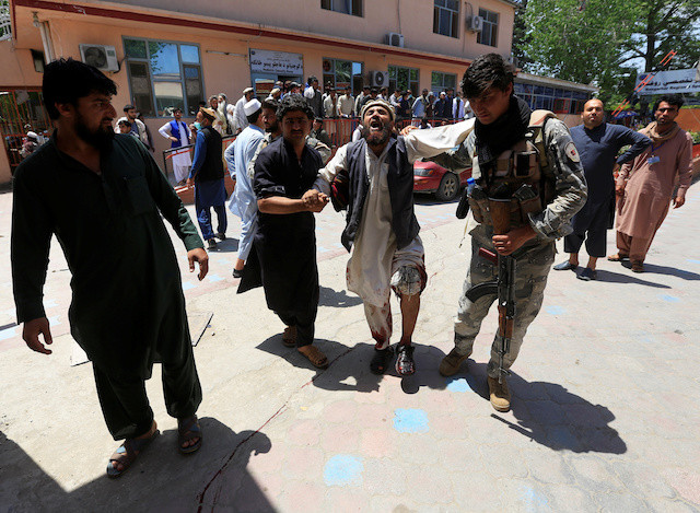'Horrific' maternity ward massacre shakes Afghanistan and its peace process
