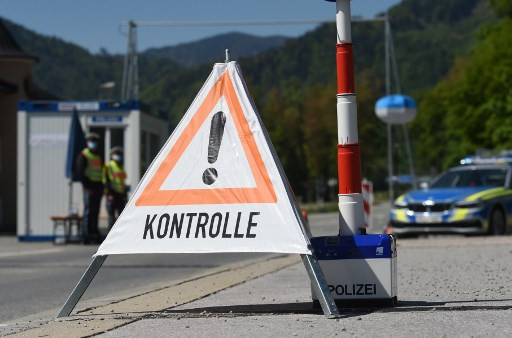 Austria, Germany to reopen border mid-June