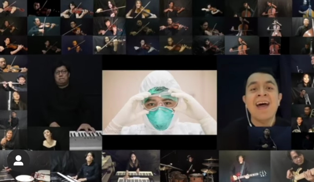 'Playing' it forward: Virtual concerts offer new way to enjoy music while helping others