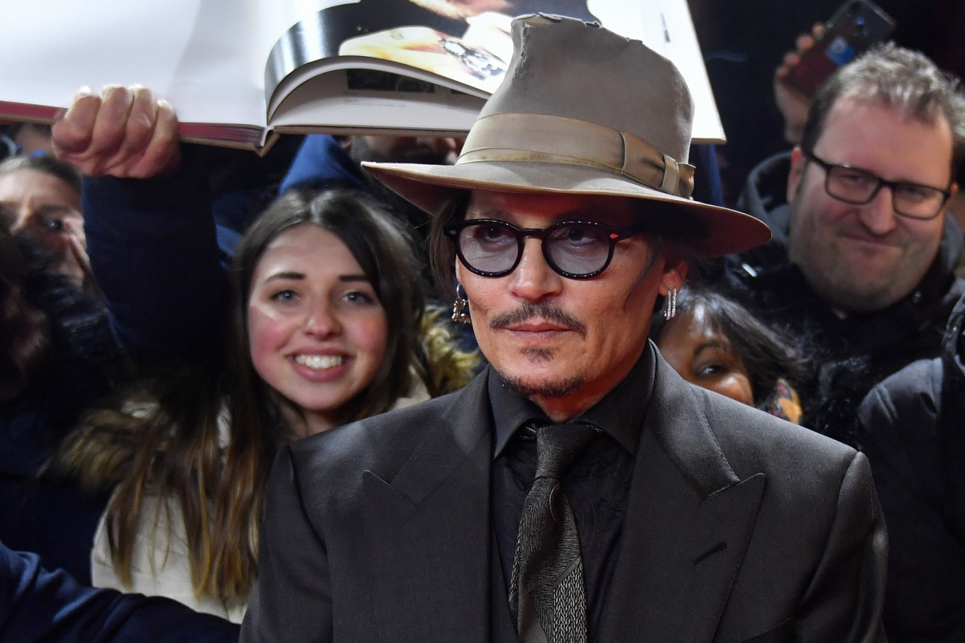 Johnny Depp down but not entirely out after losing 'wife beater' case