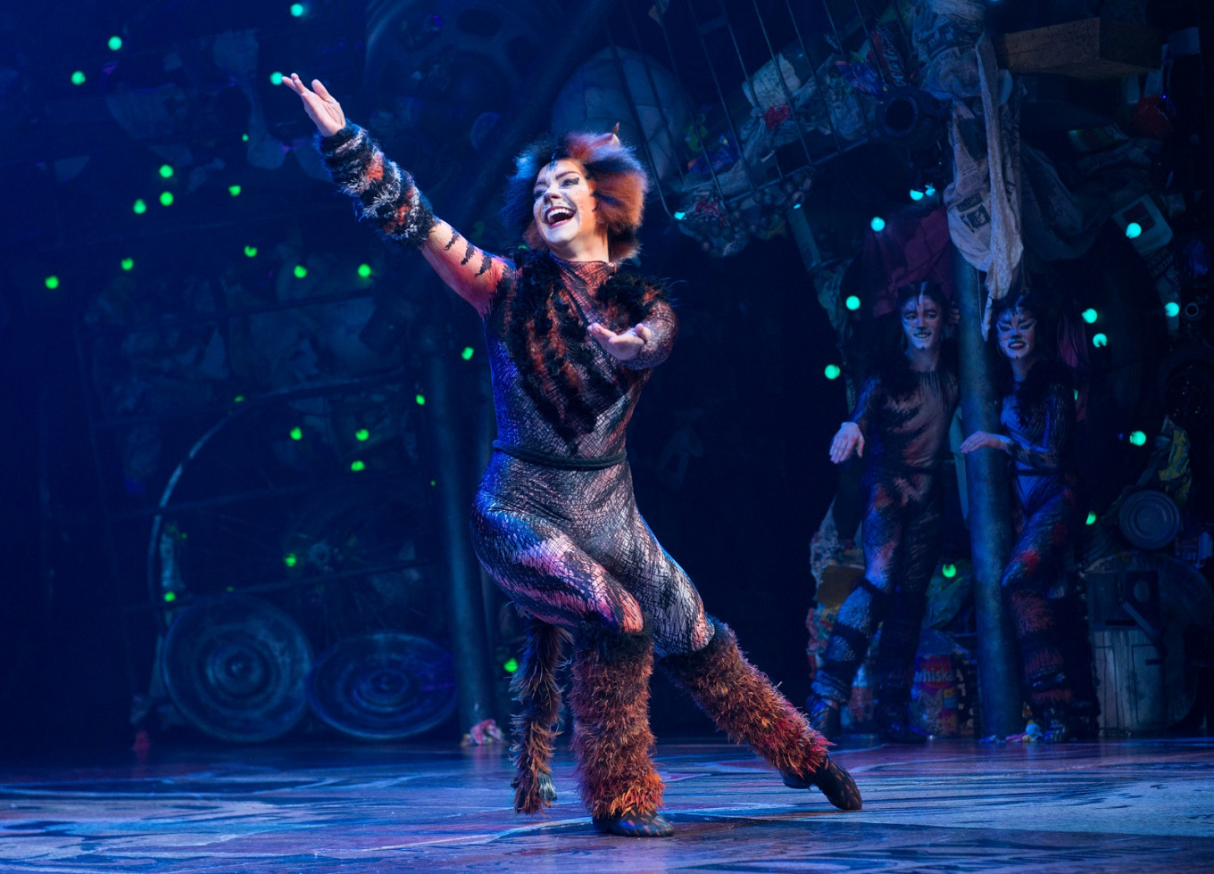 The Shows Must Go On! Andrew Lloyd Webber's CATS premieres this weekend