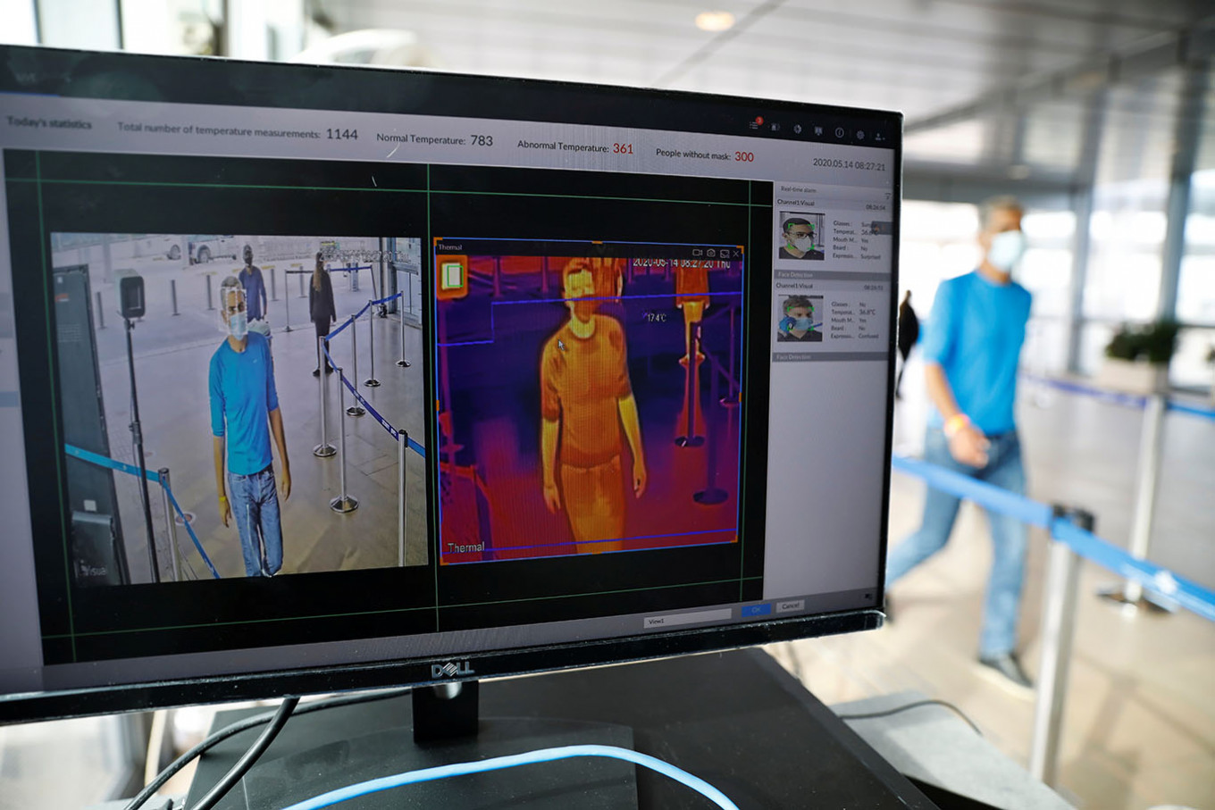 Are thermal cameras a magic bullet for COVID-19 fever detection? There's not enough evidence to know