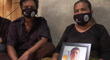 Parents of deceased Indonesian sailor demands justice