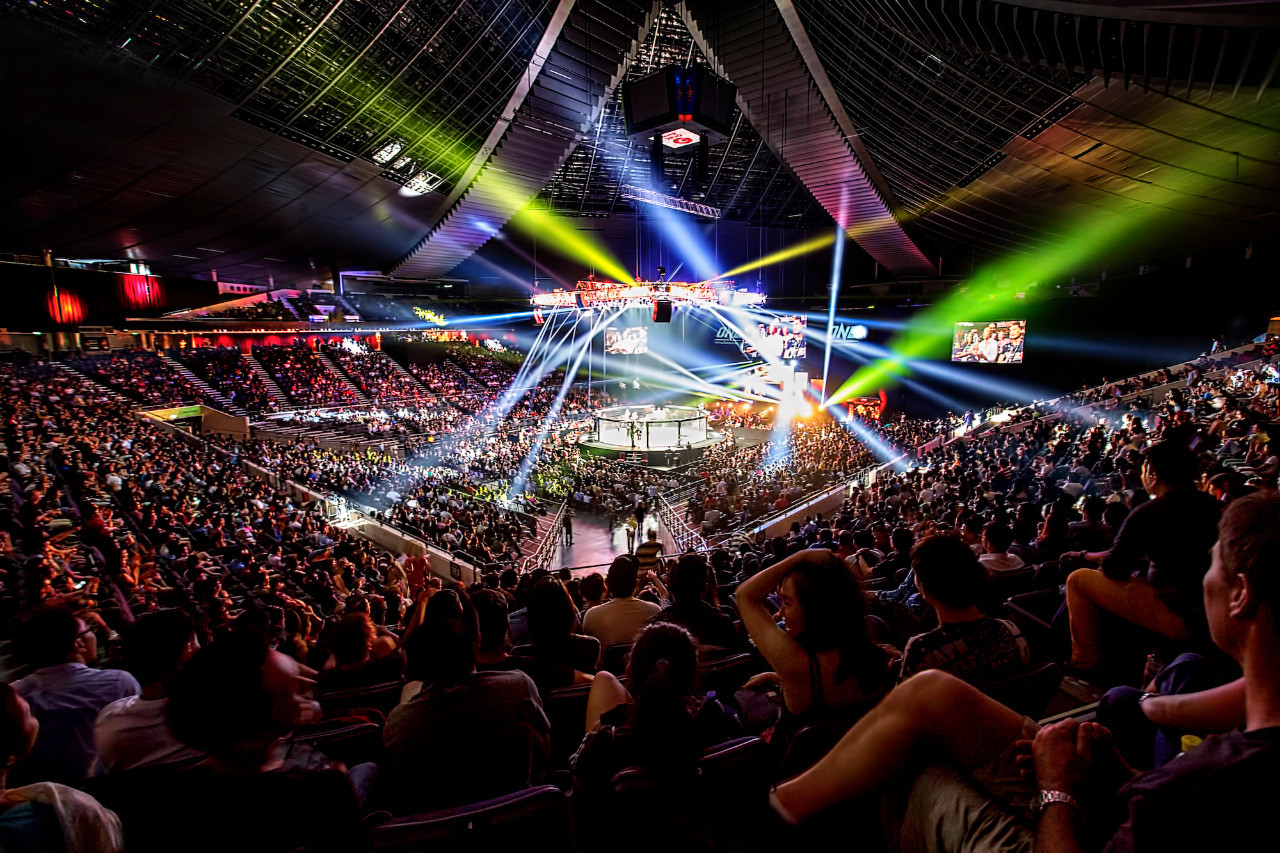 Asia's One Championship cuts staff as MMA shows halted by virus