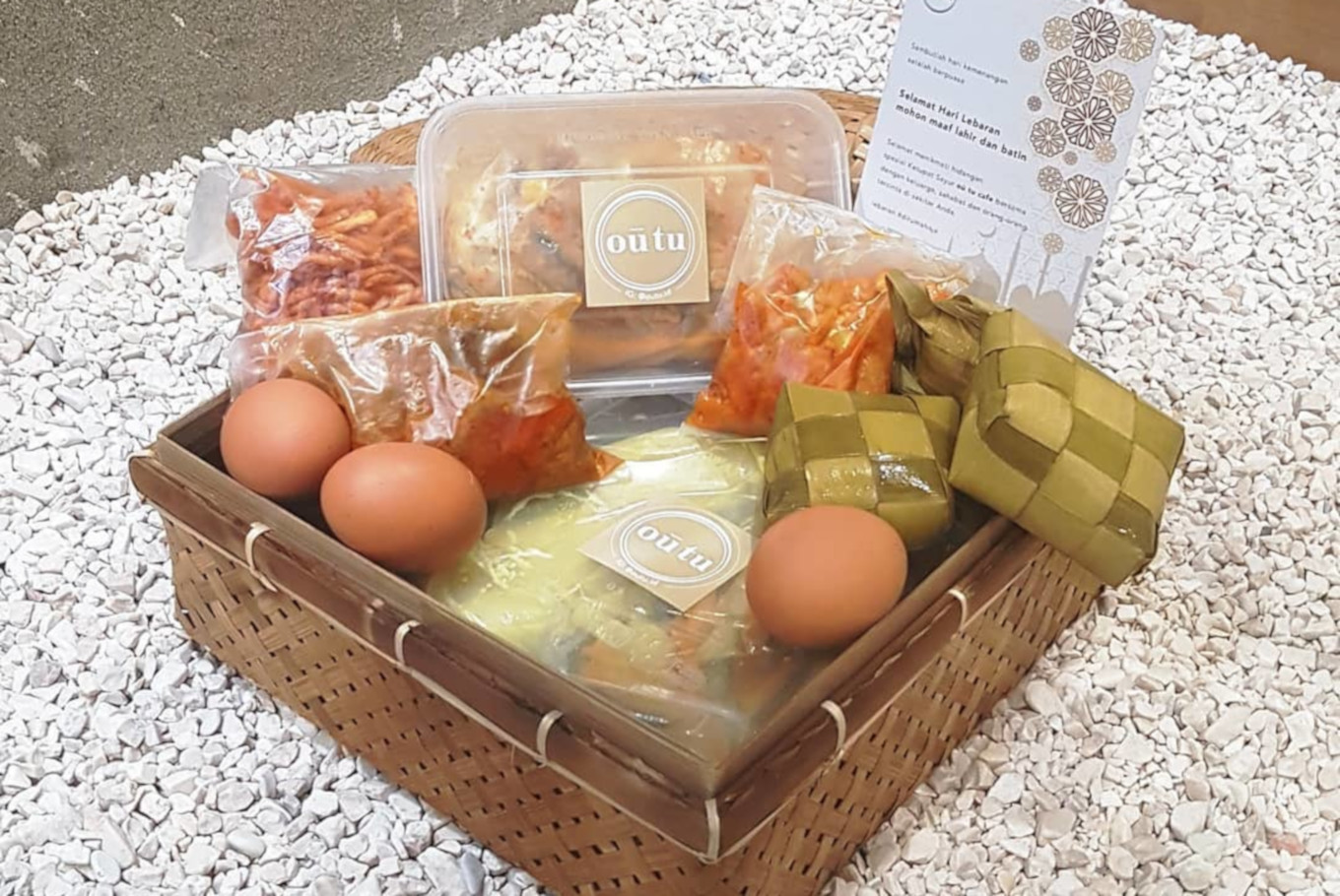 Unique Lebaran gift boxes for your loved ones