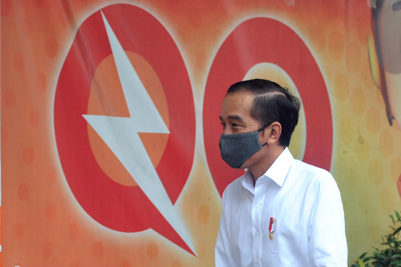Let S Coexist With Covid 19 Jokowi Calls On Residents To Adapt