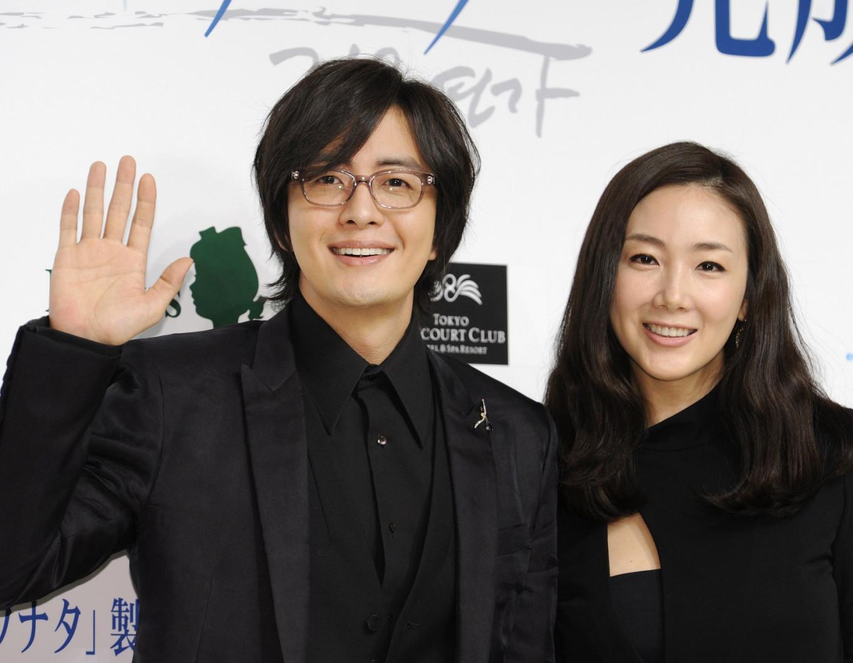 'Winter Sonata' actress Choi Ji-woo gives birth to a baby girl
