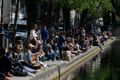Football returns, beaches reopen as Europe eases lockdown