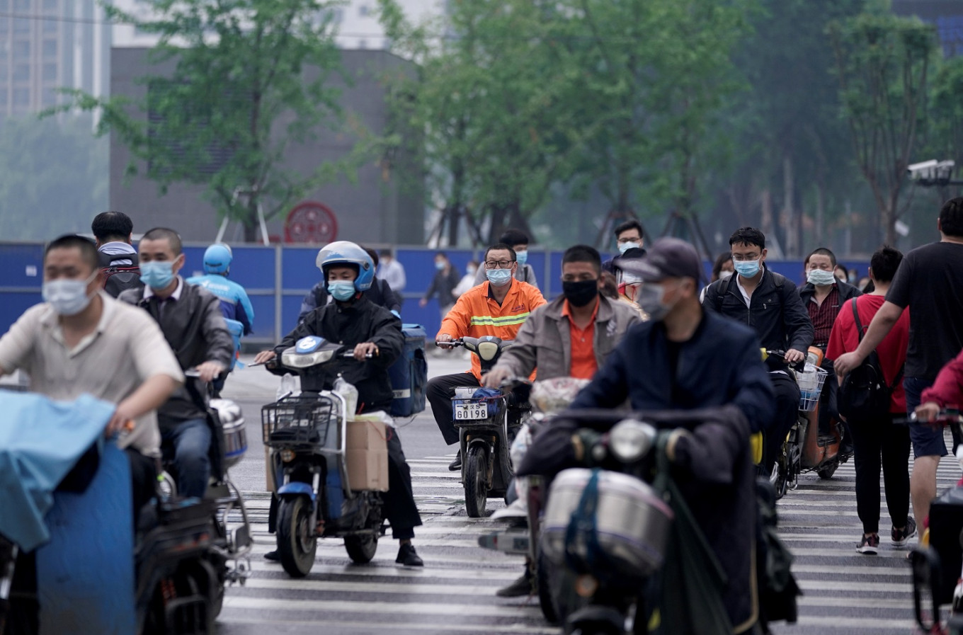 China sees post-lockdown rise in air pollution: Study