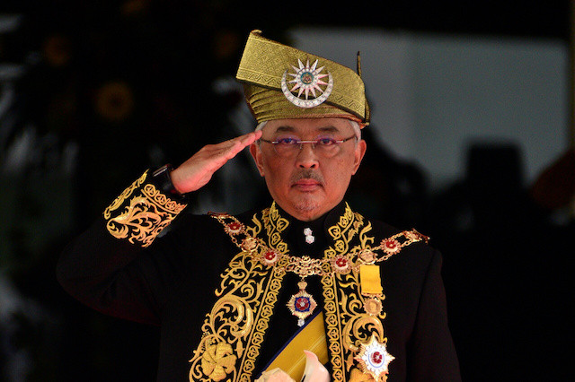Malaysia's king discharged from hospital: State news agency