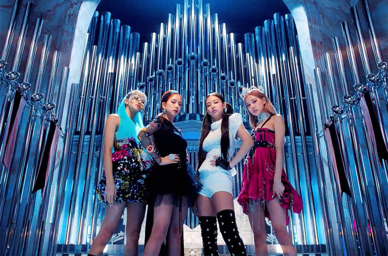 BLACKPINK is second most subscribed music act on YouTube