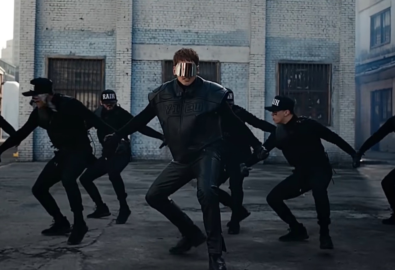 Rain is back: Singer's 2017 'Gang' video goes viral