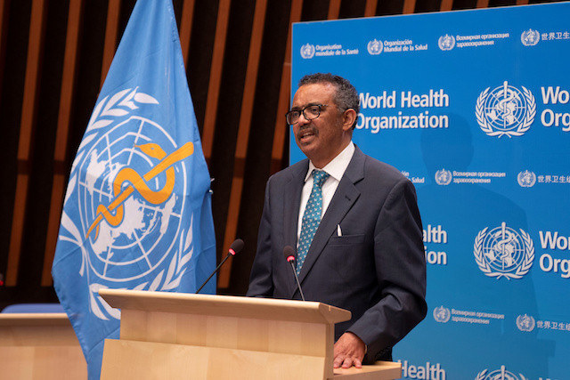 WHO launches foundation to put finances in better health
