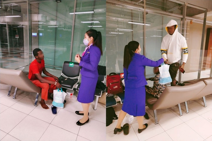 Real-life 'The Terminal': 3 Nigerians stuck at Suvarnabhumi Airport for over 2 months