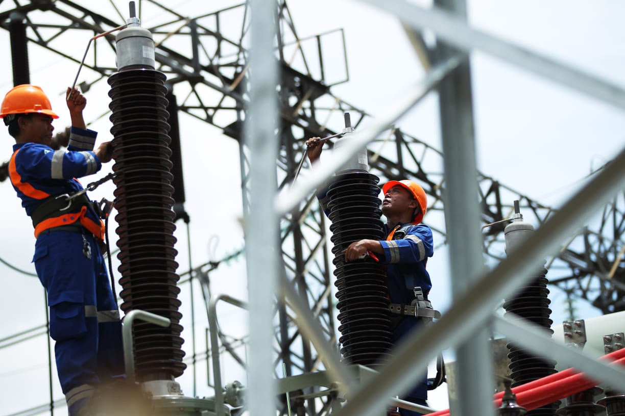 PLN bolsters power supply to touristy southern Bali