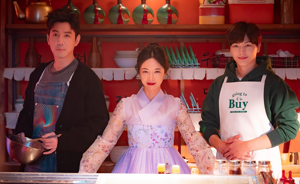 Hwang Jeong-um, Yook Sung-jae offer mysterious counseling at 'Mystic Pop-Up Bar'