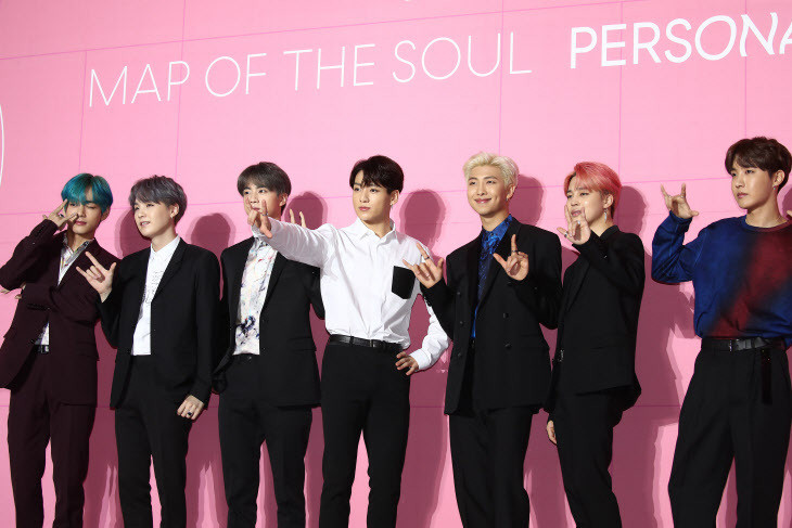 BTS movie 'Break the Silence' to hit cinemas in September