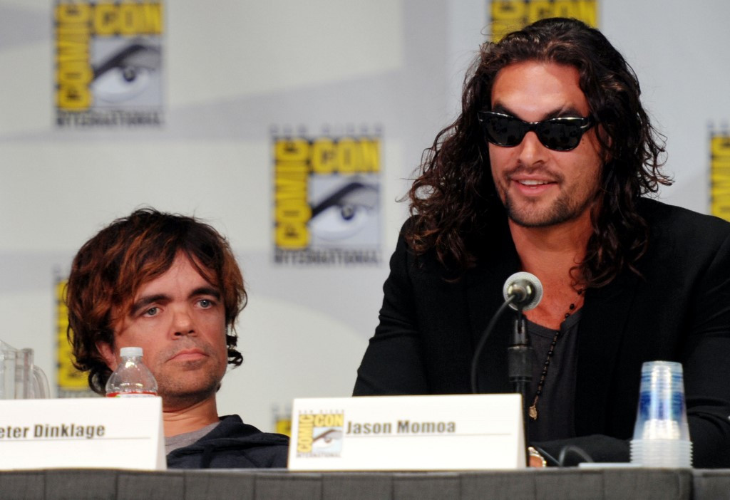 'Game of Thrones' stars Jason Momoa, Peter Dinklage in talks for vampire movie: Report