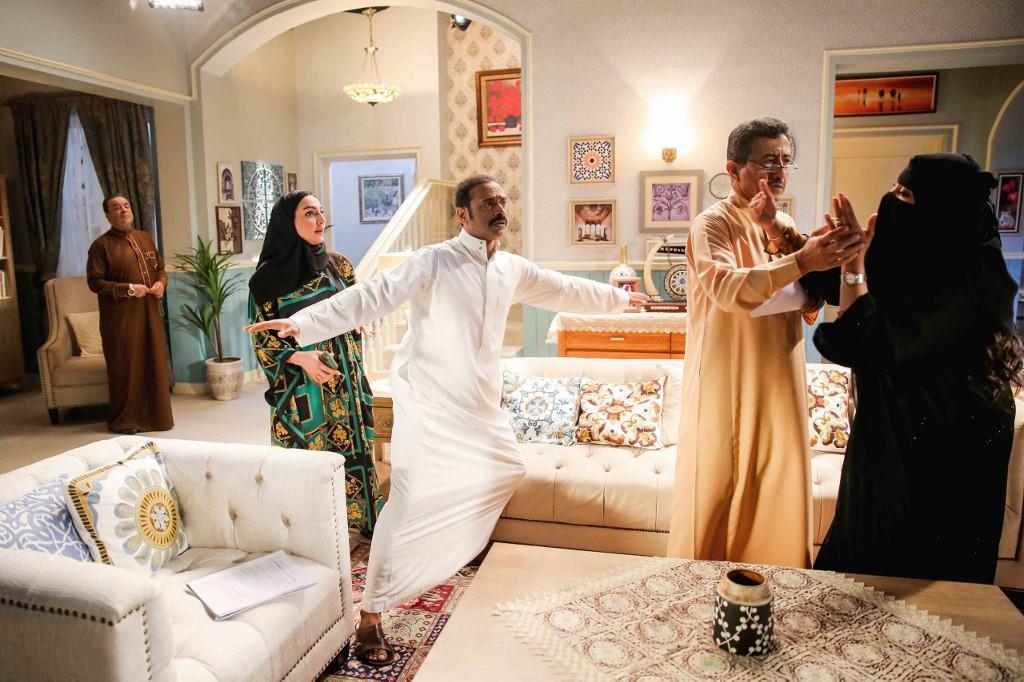 Saudi Ramadan TV dramas invite scrutiny of Israel ties