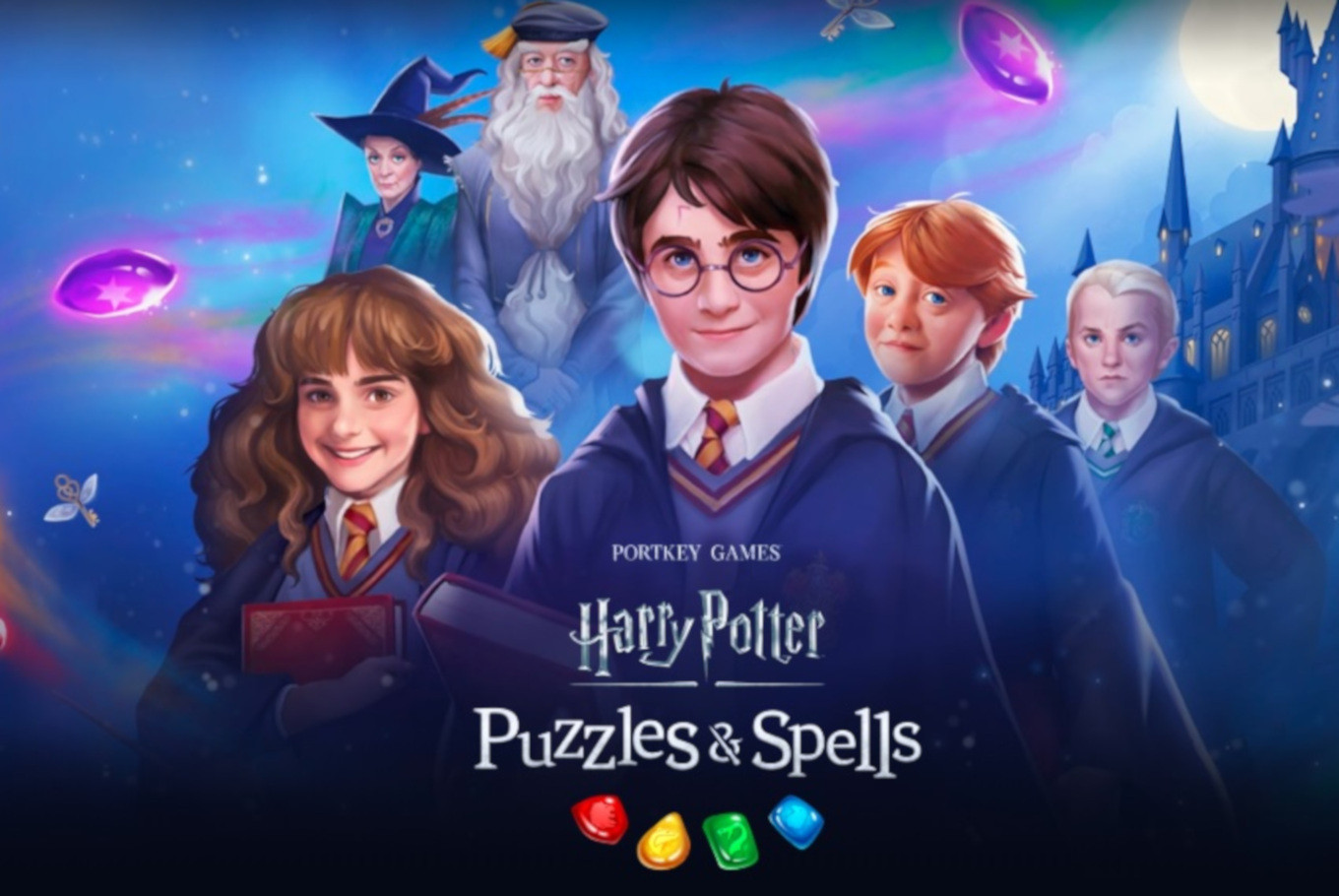 Zynga to release 'Harry Potter' puzzle game