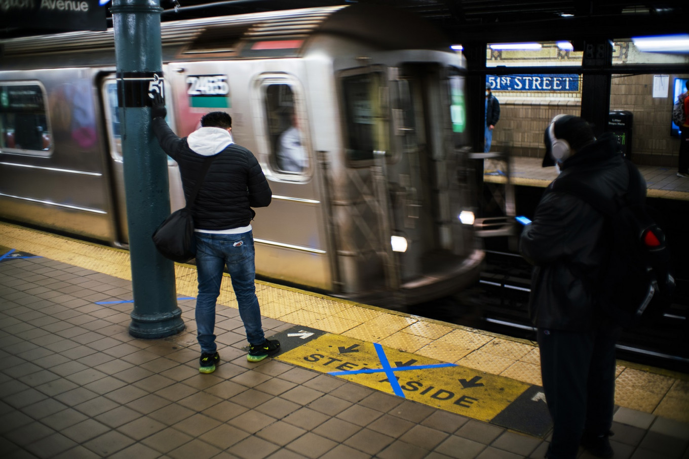 New Yorker with cabin fever creates soundboard app that mimics NYC subway