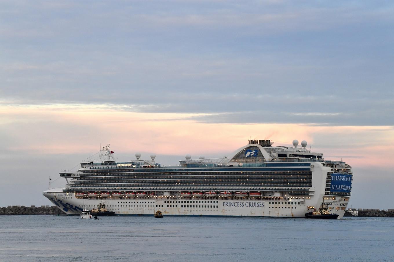 Australia extends cruise ship ban to September