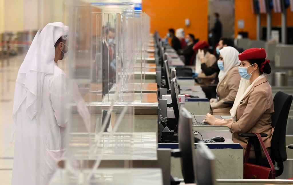 IATA urges Mideast to unify health steps to aid travel