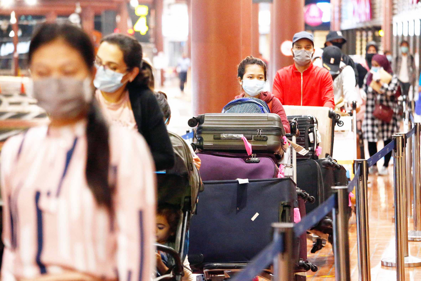 COVID-19: Govt repatriates 330 Indonesians from India, more to come home