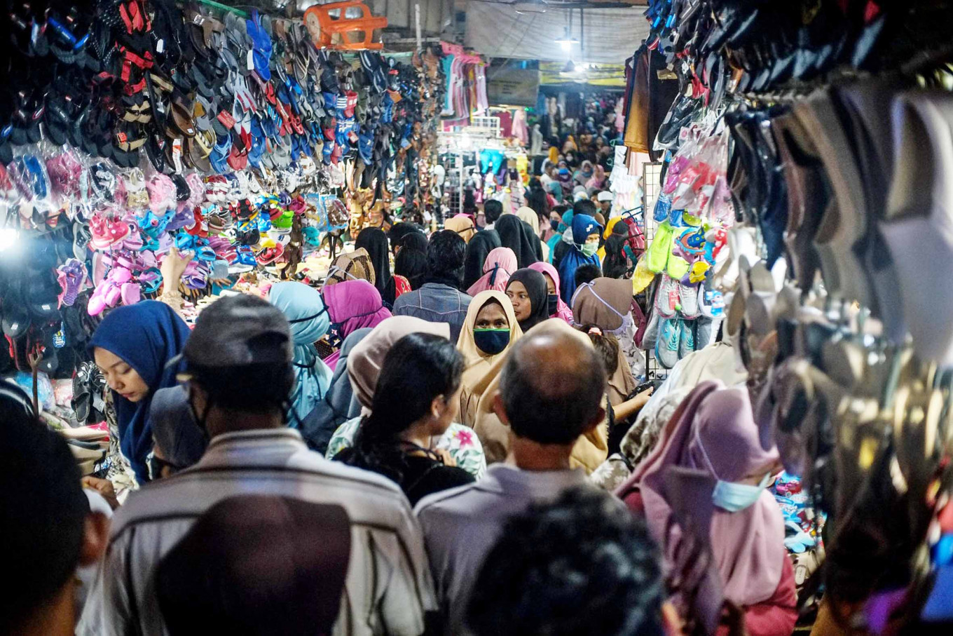 Indonesian wet markets carry high risk of virus transmission