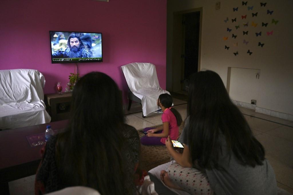 Pakistan goes wild for blockbuster Turkish drama