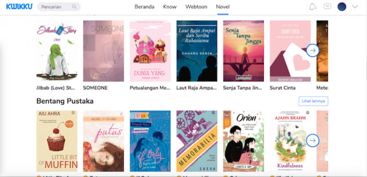 Reading app Kwikku in search of budding comic artists, writers