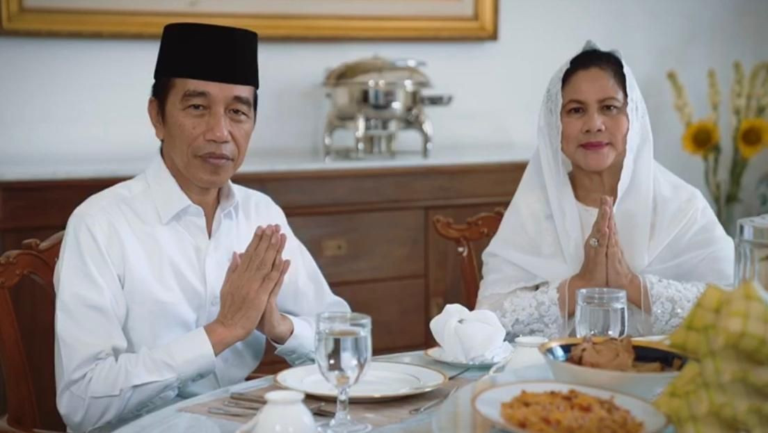 'We all need to make sacrifices', Jokowi says in subdued Idul Fitri greeting