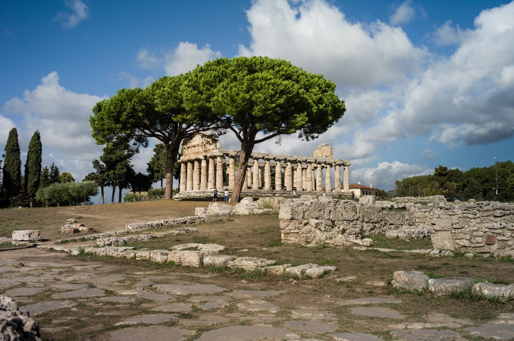 Italy opens ancient Greek site as lockdown eases