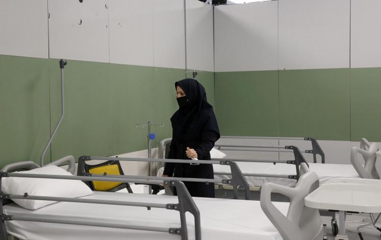 Iranian 107-year-old woman recovers from coronavirus: Fars