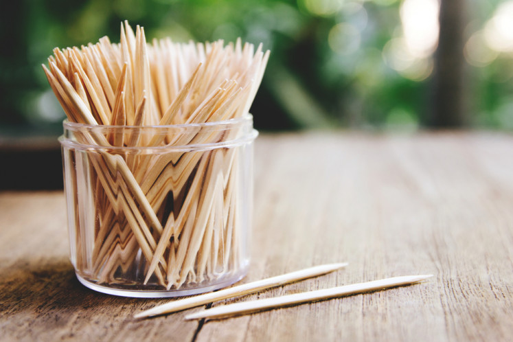 Toothpick maker releases button-pressing sticks amid virus fears