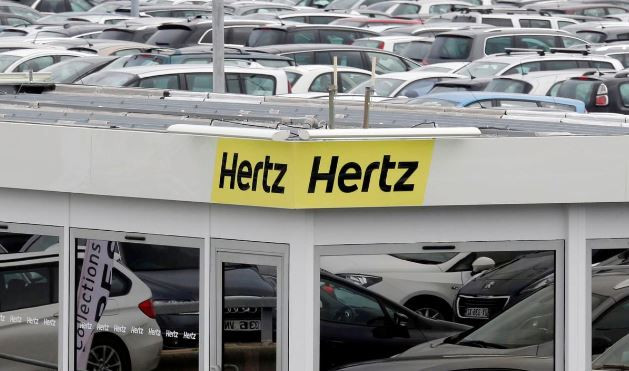 Hertz files for US bankruptcy protection as car rentals evaporate in pandemic