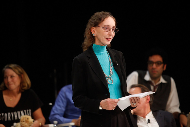 US writer Joyce Carol Oates wins France's richest book prize