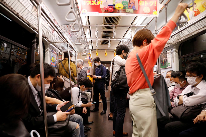 Japan eyes partial reopening to business trips: Yomiuri daily