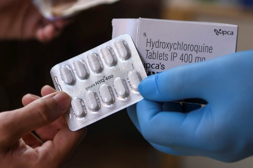 Scientists raise concern over hydroxychloroquine study