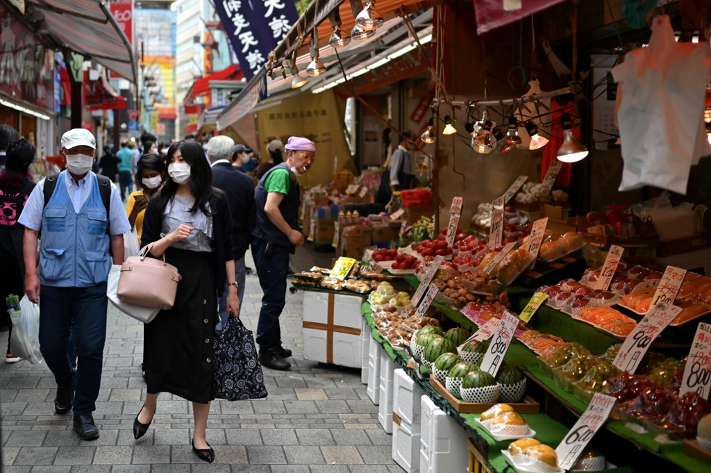 Japan's October-December corporate profits almost back to pre-pandemic level