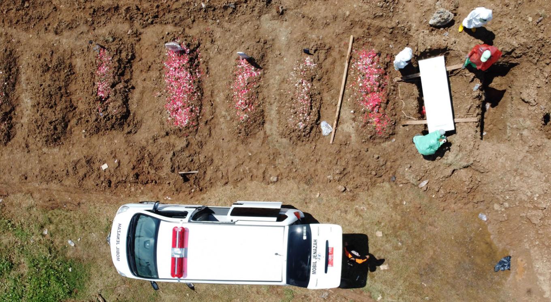 Hospital in Tasikmalaya makes coffins for Muslims