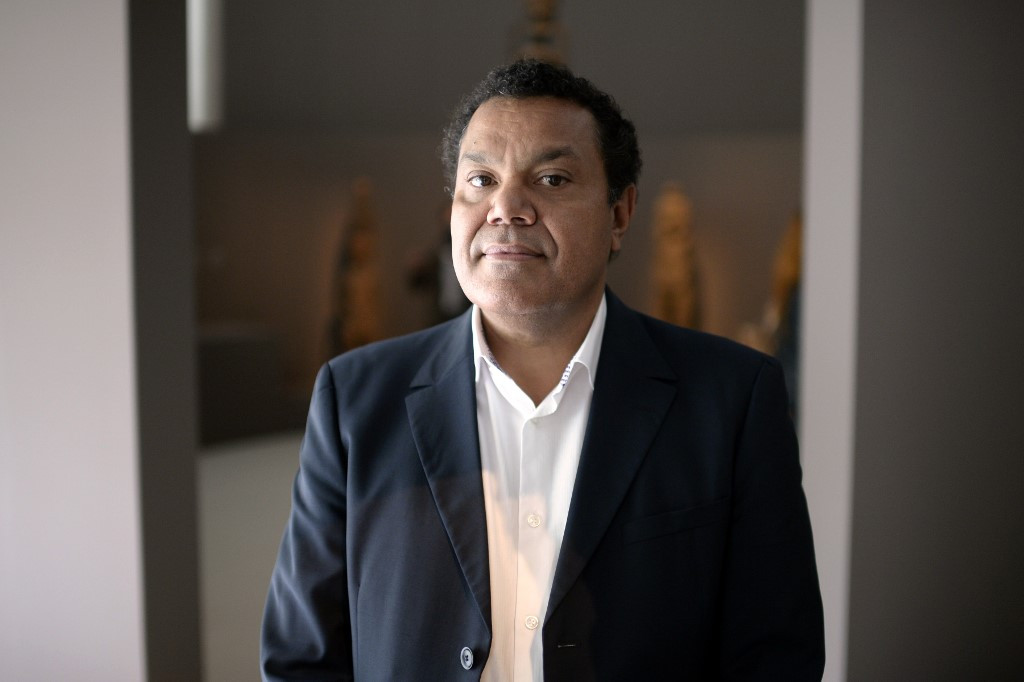 France names first indigenous director of top museum