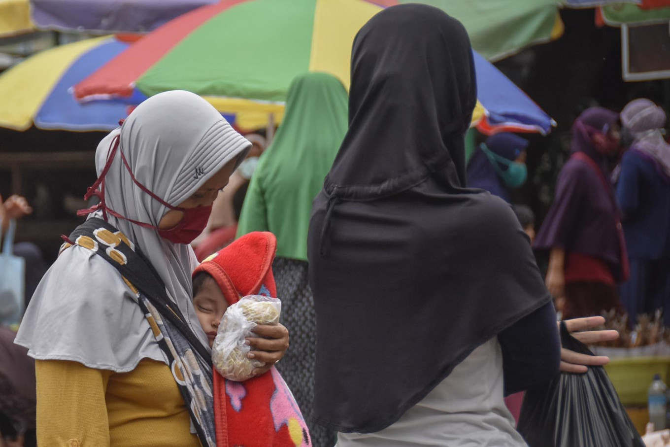 Five percent of Indonesia's COVID-19 cases are children: Ministry