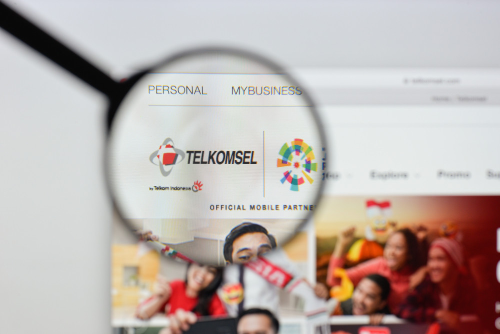 Telkomsel says Sumatra network restored '100%' after Tuesday's fire